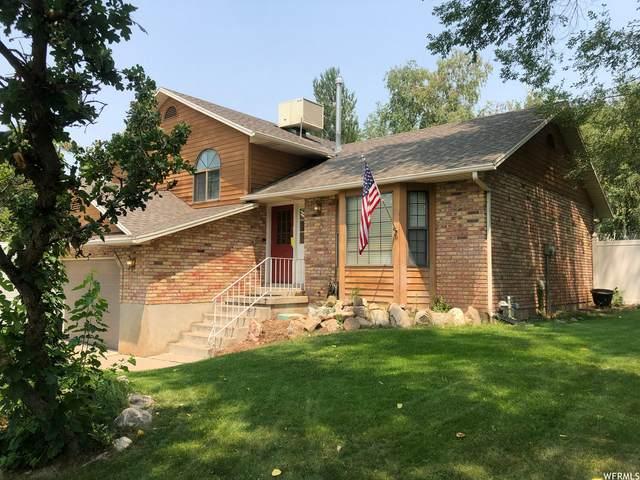 1932 N 2700 E, Layton, UT 84040 (#1759332) :: Berkshire Hathaway HomeServices Elite Real Estate