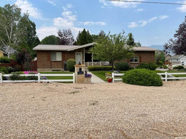 297 N 400 W, Heber City, UT 84032 (#1759366) :: Doxey Real Estate Group