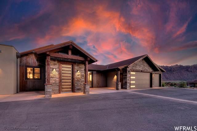 4242 E Lipizzan Jump, Moab, UT 84532 (#1759372) :: Bustos Real Estate | Keller Williams Utah Realtors