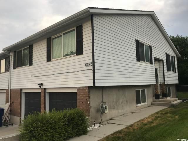 4473 S Heatherglen Cir, Taylorsville, UT 84129 (#1759380) :: Utah Real Estate