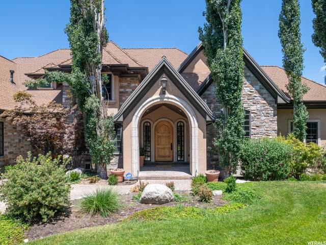 89 Lone Hollow Dr, Sandy, UT 84092 (#1759411) :: The Lance Group