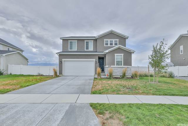 6419 N Appaloosa Dr, Stansbury Park, UT 84074 (#1759438) :: The Lance Group