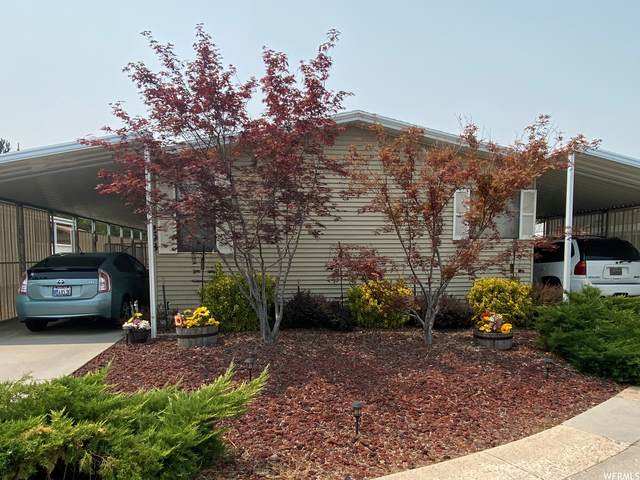 3800 S 1900 W #298, Roy, UT 84067 (#1759448) :: Doxey Real Estate Group