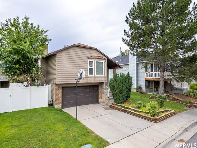 5479 S Brister Dr W, Murray, UT 84123 (#1759457) :: UVO Group | Realty One Group Signature