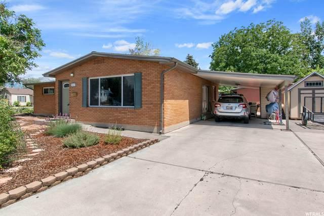 213 S Center St, Lehi, UT 84043 (#1759466) :: goBE Realty