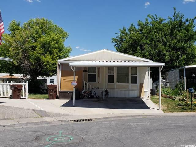 1177 E El Sendero Cir N E109, Holladay, UT 84117 (#1759481) :: Doxey Real Estate Group