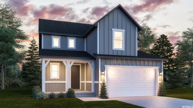 357 W Snowberry Dr N, Saratoga Springs, UT 84045 (#1759529) :: Berkshire Hathaway HomeServices Elite Real Estate