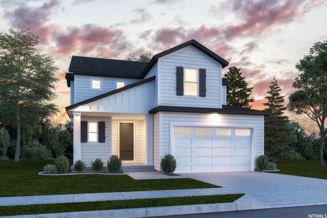 377 W Watercress Dr S F2-87, Saratoga Springs, UT 84045 (#1759531) :: Berkshire Hathaway HomeServices Elite Real Estate