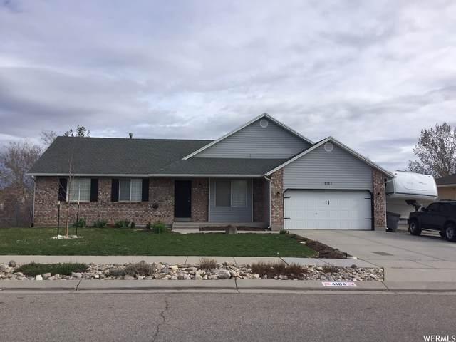 4164 W Liberty Creek Drive Dr, South Jordan, UT 84009 (#1759571) :: Utah Dream Properties