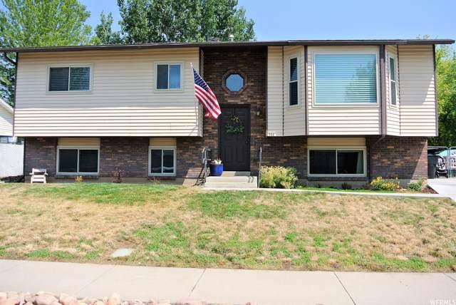 644 N 1360 W, Clinton, UT 84015 (#1759601) :: Utah Dream Properties