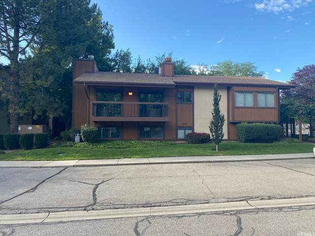 1130 E Countrywood Cir 12D, Cottonwood Heights, UT 84047 (#1759605) :: Doxey Real Estate Group