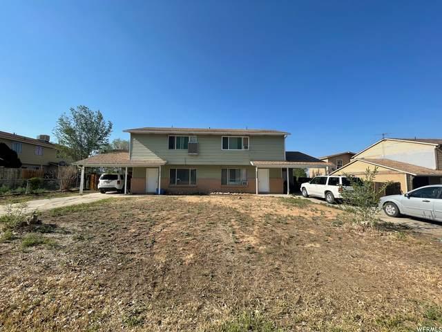 2266 W 700 S, Vernal, UT 84078 (#1759616) :: Utah Real Estate