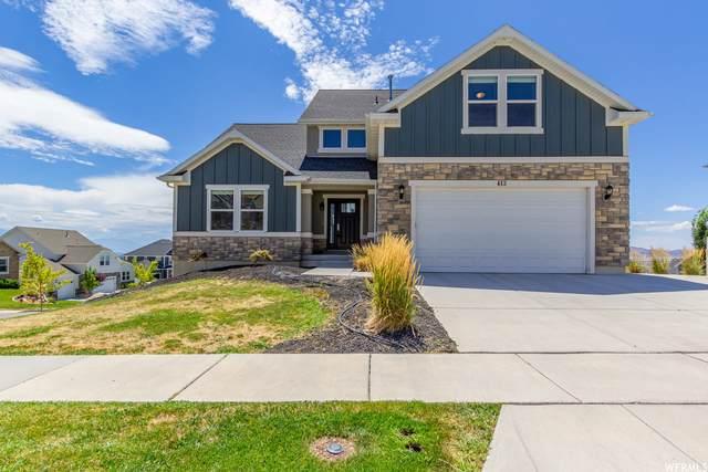 413 W 4100 N, Lehi, UT 84043 (MLS #1759628) :: Lookout Real Estate Group