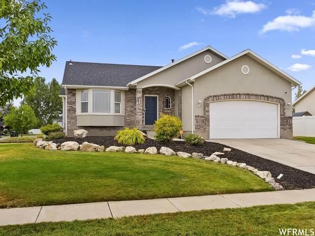 1074 Inverness Dr, Syracuse, UT 84075 (#1759651) :: Berkshire Hathaway HomeServices Elite Real Estate