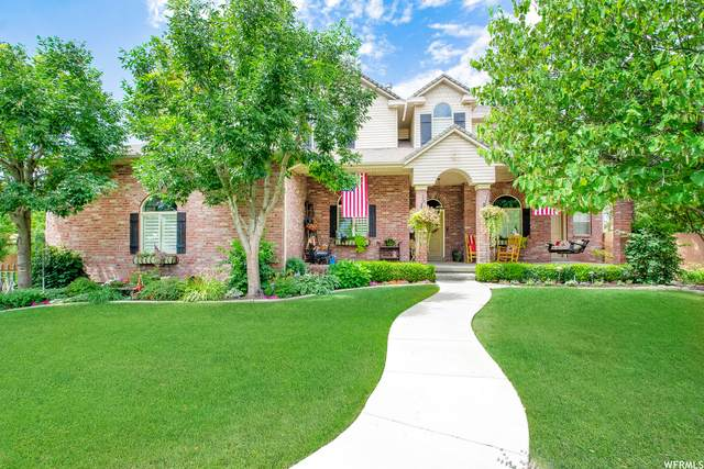 765 W 3675 S, Riverdale, UT 84405 (#1759658) :: Doxey Real Estate Group