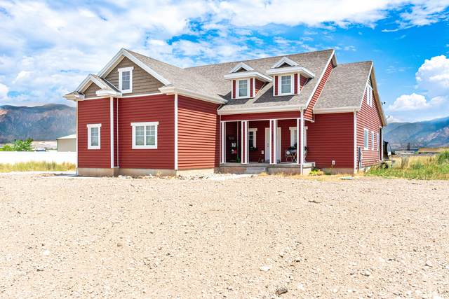 1434 N 3925 W, Marriott Slaterville, UT 84404 (#1759660) :: Doxey Real Estate Group