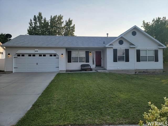 404 Brittany Way, Tooele, UT 84074 (#1759676) :: Berkshire Hathaway HomeServices Elite Real Estate