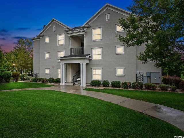 11776 S Grandville Ave W #102, South Jordan, UT 84009 (#1759687) :: Exit Realty Success