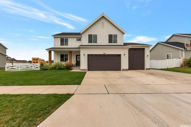 564 S Grant St, Mapleton, UT 84664 (#1759688) :: Utah Dream Properties