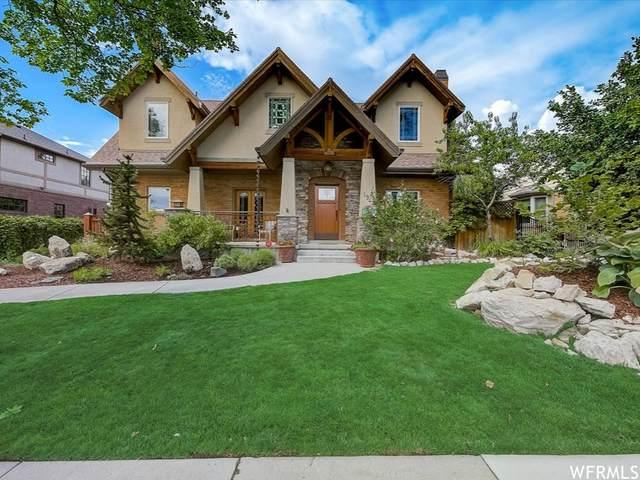 1945 E Herbert Ave, Salt Lake City, UT 84108 (#1759690) :: Bear Phelps Group