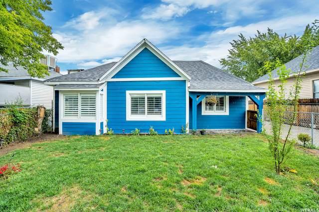 1514 W 900 S, Salt Lake City, UT 84104 (#1759694) :: Doxey Real Estate Group