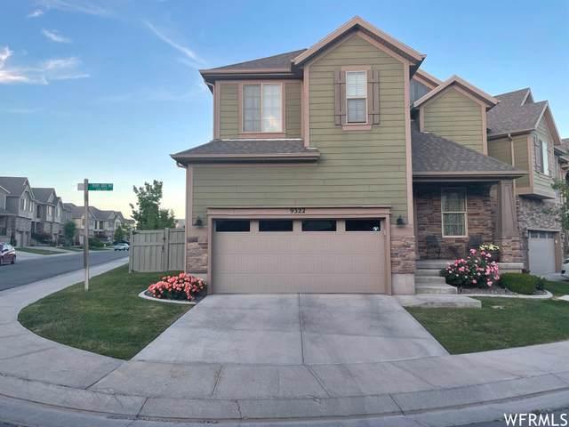 9322 N Prairie Dunes Way, Eagle Mountain, UT 84005 (#1759763) :: Utah Dream Properties