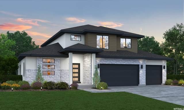 1024 W Emily Francis Cir #304, South Jordan, UT 84095 (#1759814) :: Utah Dream Properties