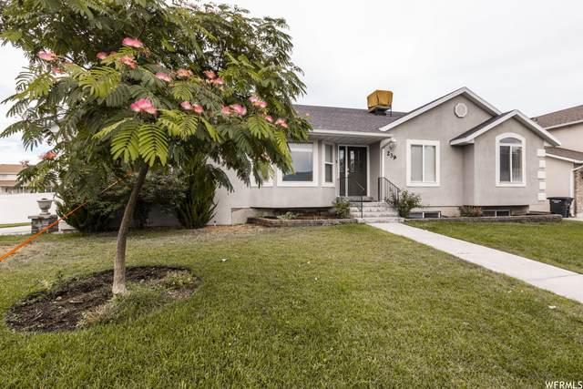 239 N Lakeview Dr W, Stansbury Park, UT 84074 (#1759838) :: goBE Realty