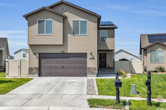 1627 E Downwater St, Eagle Mountain, UT 84005 (#1759840) :: Bustos Real Estate | Keller Williams Utah Realtors