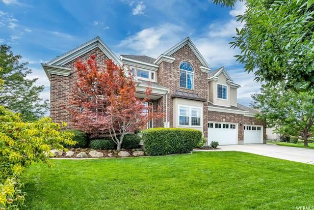11318 S Green Grass Court Ct W, South Jordan, UT 84095 (#1759855) :: Utah Dream Properties