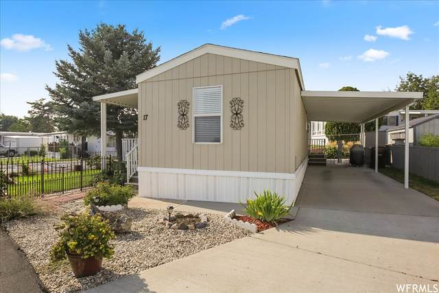 17 W Lakeview Dr N, Layton, UT 84041 (#1759869) :: The Fields Team