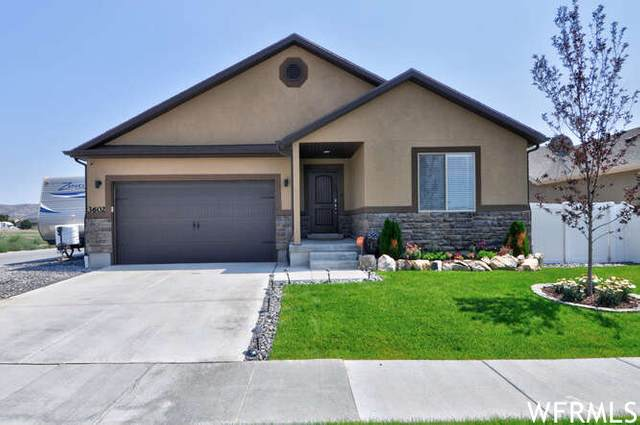 3602 N Willey Way, Eagle Mountain, UT 84005 (#1759874) :: Utah Dream Properties