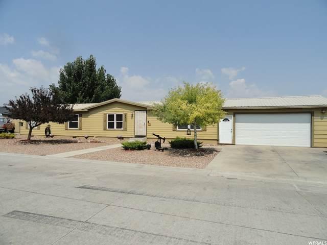 291 E 700 N, Vernal, UT 84078 (#1759898) :: Utah Dream Properties