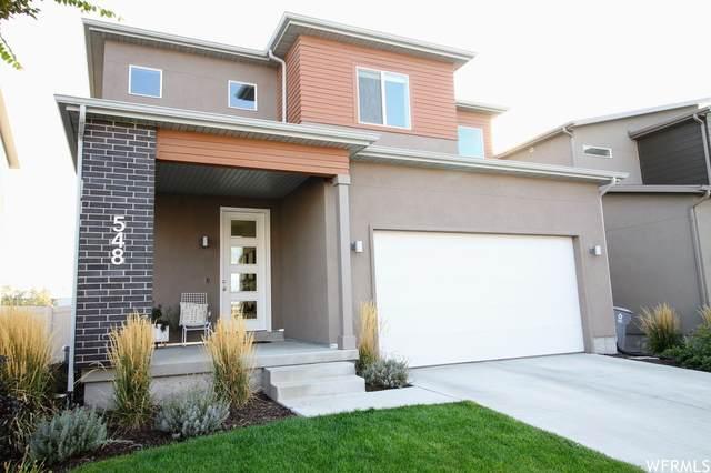 548 N 290 E, Vineyard, UT 84059 (#1760059) :: Utah Real Estate