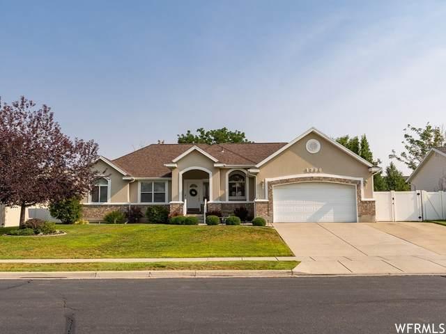 1396 W 2325 S, Syracuse, UT 84075 (#1760067) :: Bustos Real Estate   Keller Williams Utah Realtors