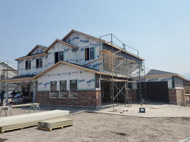 1315 W 400 N Lot 71, Springville, UT 84663 (#1760096) :: Berkshire Hathaway HomeServices Elite Real Estate