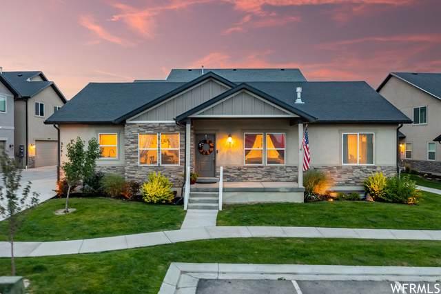 3791 E Cunninghill Dr, Eagle Mountain, UT 84005 (#1760110) :: Utah Dream Properties