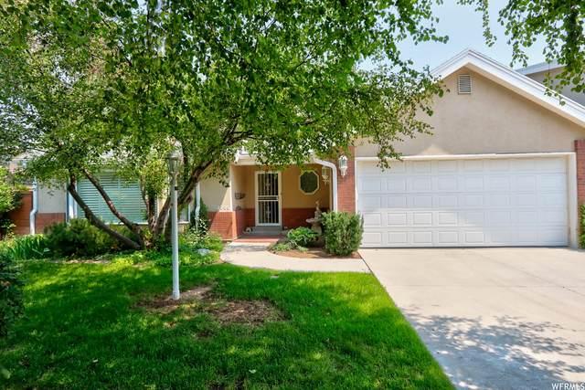 2095 E Sierra Ridge Ct, Salt Lake City, UT 84109 (#1760205) :: Pearson & Associates Real Estate