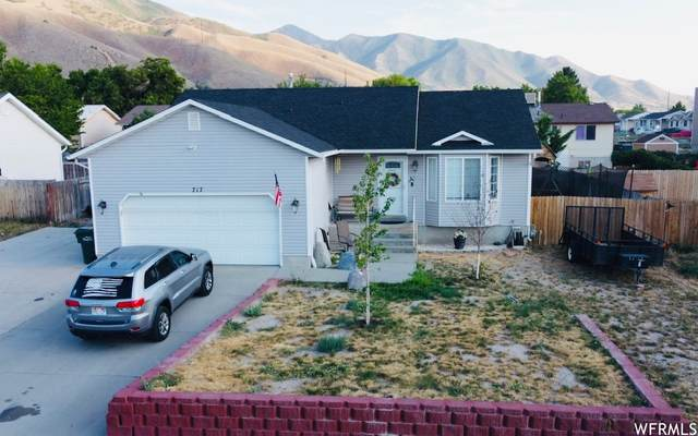 717 W 740 S, Tooele, UT 84074 (#1760212) :: Bustos Real Estate | Keller Williams Utah Realtors