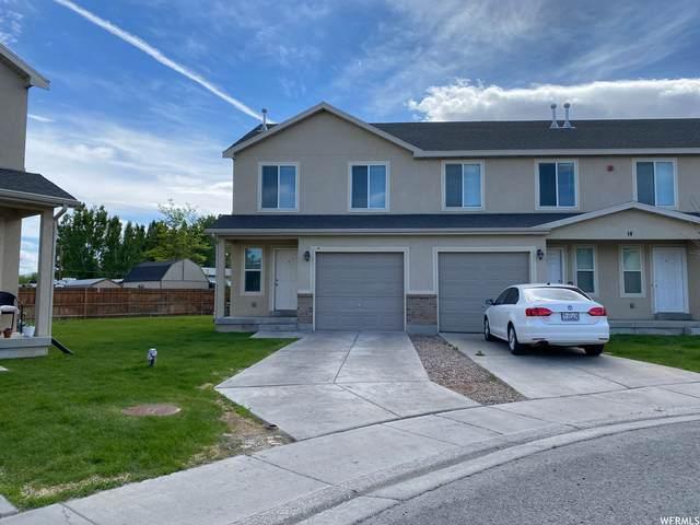 727 E 1500 S BLDS 9-16 A-D S, Vernal, UT 84078 (#1760259) :: Utah Dream Properties