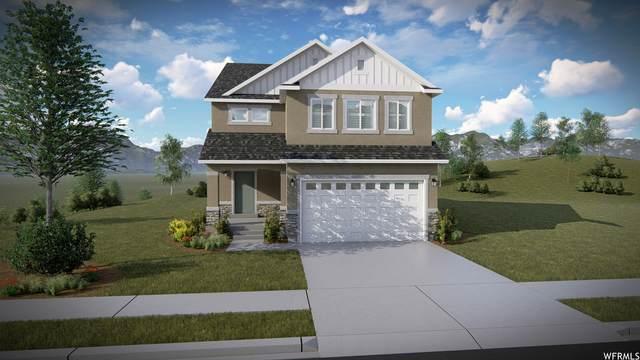1854 W Woodland Rd #1914, Saratoga Springs, UT 84045 (#1760263) :: Utah Dream Properties