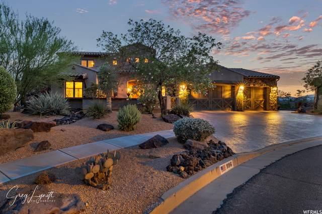 996 Homestead Cir, St. George, UT 84770 (#1760280) :: Utah Dream Properties