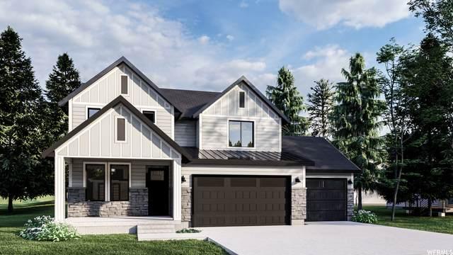424 W Greyhound Rd S #5133, Saratoga Springs, UT 84045 (#1760286) :: Utah Dream Properties