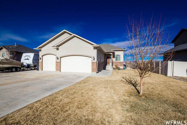 391 E 2900 S, Vernal, UT 84078 (#1760287) :: Utah Dream Properties