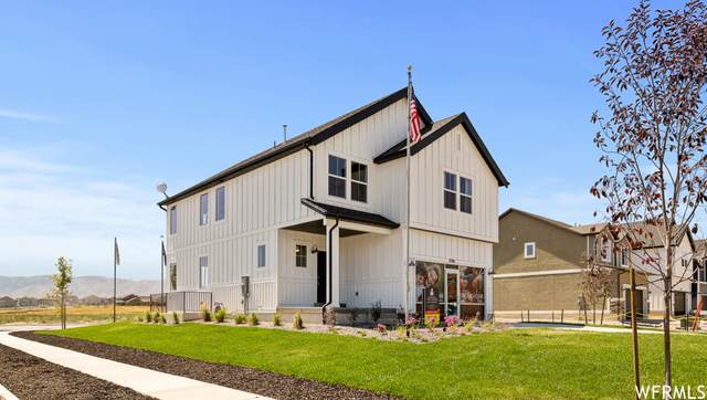 1219 S Raintree Ln W #185, Santaquin, UT 84655 (#1760290) :: Utah Dream Properties