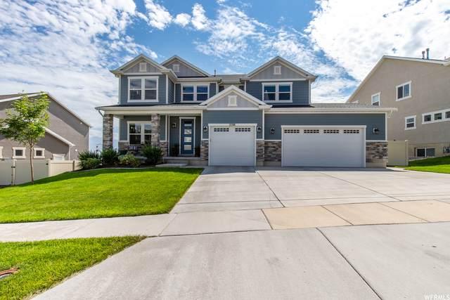 3298 S Tytus Ln, Saratoga Springs, UT 84045 (#1760297) :: Utah Dream Properties