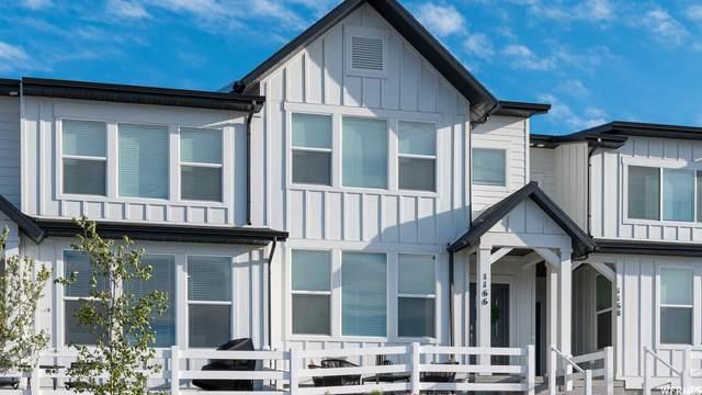 2078 N Chianti St #314, Saratoga Springs, UT 84045 (#1760304) :: Utah Dream Properties
