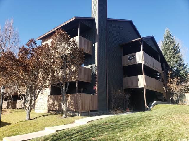 6831 N 2200 W 12N, Park City, UT 84098 (MLS #1760305) :: High Country Properties