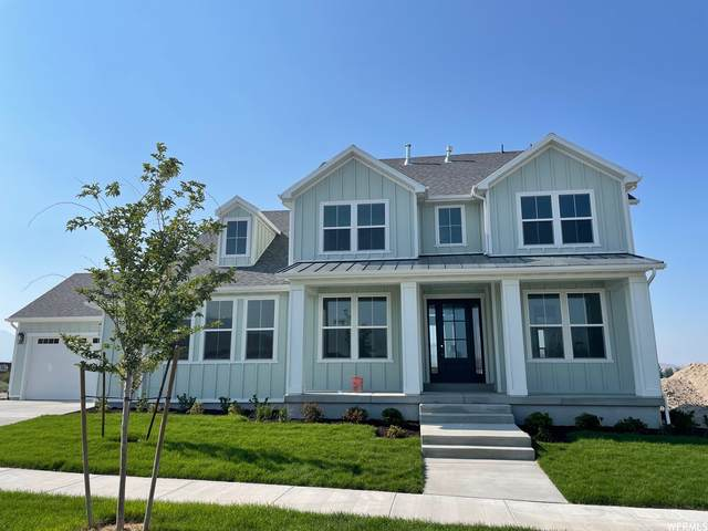 656 W Herald Dr S #43, Saratoga Springs, UT 84045 (#1760326) :: Bustos Real Estate | Keller Williams Utah Realtors