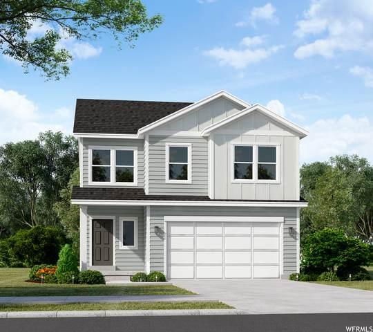 1243 E 1420 N #510, Payson, UT 84651 (#1760329) :: Utah Dream Properties